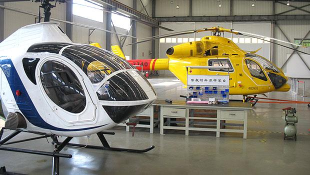 机型展示-上海和利通用航空有限公司